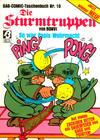 Cover for Die Sturmtruppen (Condor, 1981 series) #10