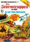 Cover for Die Sturmtruppen (Condor, 1981 series) #11