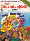Cover for Die Sturmtruppen (Condor, 1981 series) #28