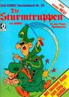 Cover for Die Sturmtruppen (Condor, 1981 series) #29