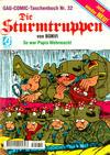 Cover for Die Sturmtruppen (Condor, 1981 series) #32
