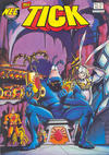Cover for The Tick (New England Comics, 1988 series) #12 [Second Printing]