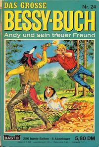 Cover Thumbnail for Das große Bessy Buch (Bastei Verlag, 1965 series) #24