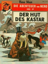 Cover Thumbnail for Die Abenteuer von Nero und Co (Rädler, 1972 series) #3