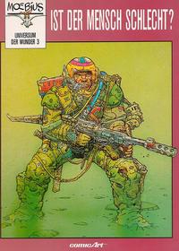 Cover Thumbnail for Universum der Wunder (Carlsen Comics [DE], 1990 series) #3 - Ist der Mensch schlecht?