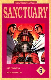 Cover Thumbnail for Sanctuary (Schreiber & Leser, 1994 series) #6