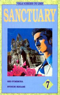 Cover Thumbnail for Sanctuary (Schreiber & Leser, 1994 series) #7