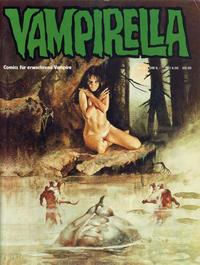 Cover Thumbnail for Vampirella (Volksverlag, 1981 series) #8