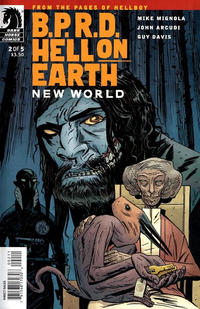 Cover Thumbnail for B.P.R.D.: Hell on Earth — New World (Dark Horse, 2010 series) #2