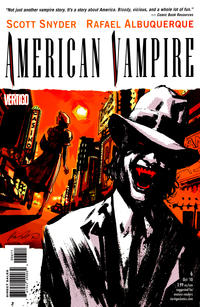 Cover Thumbnail for American Vampire (DC, 2010 series) #6 [Direct Sales]