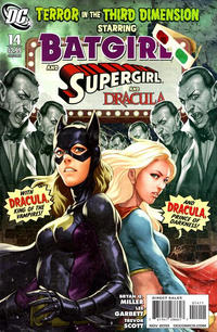 Cover Thumbnail for Batgirl (DC, 2009 series) #14
