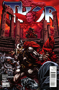 Cover Thumbnail for Thor (Marvel, 2007 series) #614