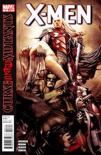 Cover for X-Men (Marvel, 2010 series) #3