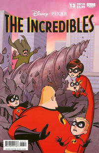 Cover Thumbnail for The Incredibles (Boom! Studios, 2009 series) #13