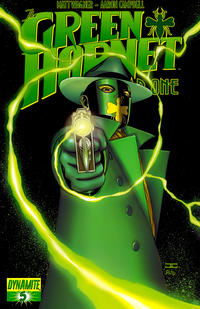 Cover Thumbnail for Green Hornet: Year One (Dynamite Entertainment, 2010 series) #5