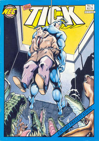 Cover Thumbnail for The Tick (New England Comics, 1988 series) #7