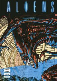Cover Thumbnail for Aliens (Norbert Hethke Verlag, 1990 series) #2