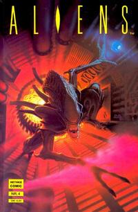 Cover Thumbnail for Aliens (Norbert Hethke Verlag, 1990 series) #4