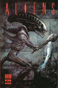 Cover Thumbnail for Aliens (Norbert Hethke Verlag, 1990 series) #6