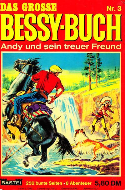 Cover for Das große Bessy Buch (Bastei Verlag, 1965 series) #3