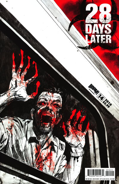 Cover for 28 Days Later (Boom! Studios, 2009 series) #14