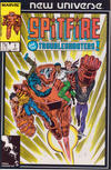 Cover for Spitfire and the Troubleshooters (Marvel, 1986 series) #1 [Direct]