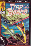 Cover for Star Brand (Marvel, 1986 series) #3 [Direct]