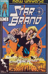 Cover for Star Brand (Marvel, 1986 series) #5 [Direct]