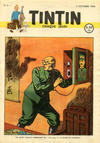 Cover for Le journal de Tintin (Le Lombard, 1946 series) #2/1946