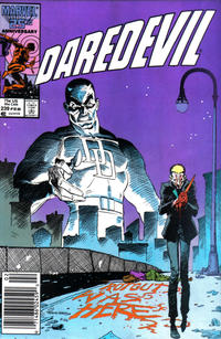 Cover for Daredevil (Marvel, 1964 series) #239 [Direct Edition]