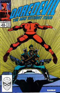 Cover Thumbnail for Daredevil (Marvel, 1964 series) #273 [Direct Edition]
