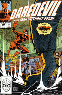 Cover Thumbnail for Daredevil (Marvel, 1964 series) #274 [Direct Edition]