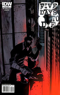 Cover Thumbnail for 5 Days to Die (IDW, 2010 series) #2 [Regular Cover]