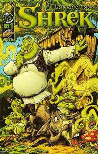 Cover Thumbnail for Shrek (Ape Entertainment, 2010 series) #1