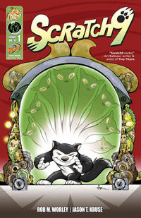 Cover Thumbnail for Scratch9 (Ape Entertainment, 2010 series) #1