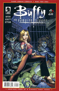 Cover Thumbnail for Buffy the Vampire Slayer: One for One (Dark Horse, 2010 series) #1