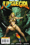 Cover for Jungle Girl (Dynamite Entertainment, 2007 series) #1