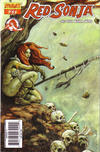 Cover Thumbnail for Red Sonja (2005 series) #27 [Homs Cover]