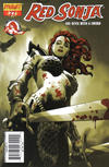 Cover Thumbnail for Red Sonja (2005 series) #27 [Dan Panosian Cover]