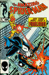 Cover for The Amazing Spider-Man (Marvel, 1963 series) #269 [Direct]