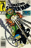 Cover Thumbnail for The Amazing Spider-Man (1963 series) #298 [Newsstand]
