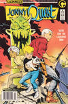 Cover for Jonny Quest (Comico, 1986 series) #3 [Newsstand Edition]