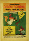Cover for Secret Squirrel Kite Fun Book (Western, 1966 series) #[nn] [Southern California Edison with Reddy Variant]