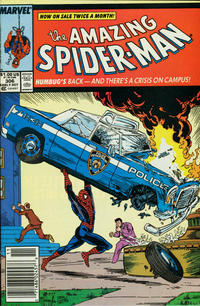 Cover Thumbnail for The Amazing Spider-Man (Marvel, 1963 series) #306 [Newsstand]