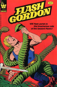 Cover Thumbnail for Flash Gordon (Western, 1978 series) #37 [Yellow Logo Variant]