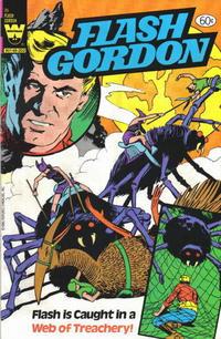 Cover Thumbnail for Flash Gordon (Western, 1978 series) #36 [Yellow Logo Variant]
