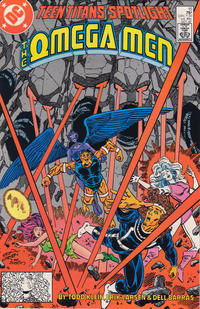 Cover Thumbnail for Teen Titans Spotlight (DC, 1986 series) #15 [Direct Sales]
