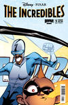 Cover Thumbnail for The Incredibles: Family Matters (2009 series) #1 [Cover C]