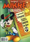 Cover for Mikke påskekrim (Hjemmet / Egmont, 2000 series) #[2000]