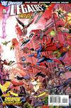 Cover for DCU: Legacies (DC, 2010 series) #5 [Regular Cover]